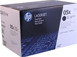 HP CE505X Dual Pack