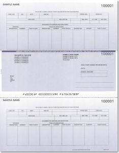 QS/1 Payroll Check