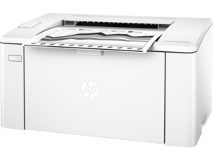 HP LaserJet M102w Printer